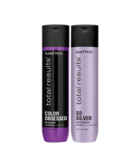 Matrix Total Results Color Obsessed So  Silver Shampoo Conditioner 10.1 ... - $21.37