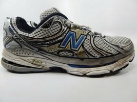 New Balance 760 Talla Us 12 2e Ancho Eu 46.5 Hombre Zapatillas para Correr Plata
