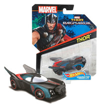 Hot Wheels Marvel Thor Ragnarok Thor Character Cars MOC - $11.88