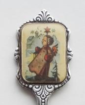 Collector Souvenir Spoon Hummel Angel Boy Singing Christmas 1985 Limited... - $14.99