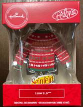 Hallmark Seinfeld Festivus For Rest Of Us Ugly Christmas Sweater Ornament New - $17.99