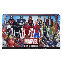 Marvel Titan Hero Series Mega Collection 11-Pack - $100.00