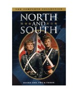 North and South - The Complete Collection DVD Box Set Brand New  - $19.99