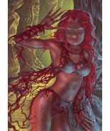 Flights of Fantasy - Mistress Solecism Bonus Card - $1.49