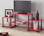 3 cube entertainment center red 2 thumb155 crop