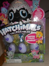 New Hatchimals Colleggtibles Mini 4 Pack Hold Hatch Play Christmas stocking gift - $8.90