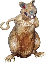 "Rat Prop 10"" Haunted House Disgusting Latex Realistic Scary Halloween TB... - £25.84 GBP"