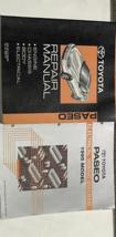 1995 Toyota Paseo Servizio Negozio Riparazione Officina Manuale Set W Ew... - $79.20