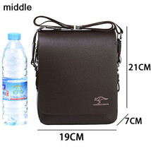 2017 New Messenger Bag Men Famous Brand Man Bag Men's Bags Men Messenger... - $30.06
