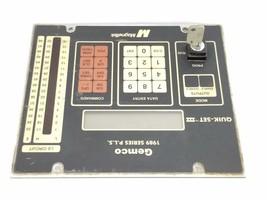 MAGNETEK GEMCO 1989 SERIES P.L.S. QUIK-SET III CONTROL PANEL image 2