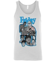 Friday Character Collage Tank New - $19.00+