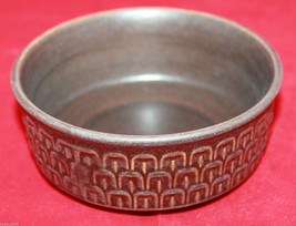 Vintage Wedgwood Pennine Brown 1  Fruit Serial Soup Bowl  Made in Englan... - $26.10