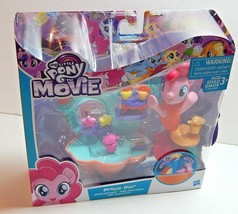 My Little Pony The Movie Pinkie Pie Seapony & Undersea Cafe Set Ages 3+ - $34.99