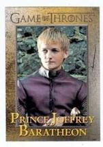 Game of Thrones trading card #35 2012 Prince Joffrey Baratheon - $4.00