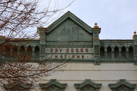 Dry Goods and Notions 11x14 matted print - $20.00