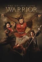 Golden Cane Warrior DVD - Indonesian martial arts fantasy Tara Basro sub... - $19.99