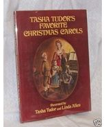 Tasha Tudor's Favorite Christmas Carols Signed - $290.36