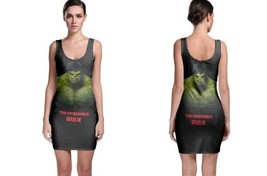 hulk the best poster Bodycon Dress - $21.99+