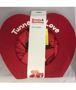 Boots & Barkley Valentine's Day Heart Cat Tunnel of Love Red 3 ft - $24.99