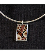 Abstract Image Pendants by KVW - $19.99