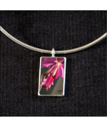 Orchid Photographic Pendants by KVW - $19.99