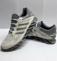 Adidas Springblade Razor - Woman's Run White /Metallic Silver/Purple Siz... - $26.90