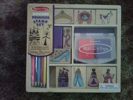 Melissa & Doug  Wooden Princess Stamp Set - $9.30