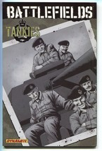 Battlefields Tankies TPB Dynamite 2009 NM 1 2 3 Garth Ennis - $14.73
