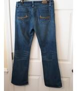 Rock Revolution Stretch bootleg Medium wash Jeans Mens Size 29 - $13.99