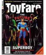 ToyFare #158 Superboy Legion Of Super-Heroes Transformers Star Wars MOTU - $7.95