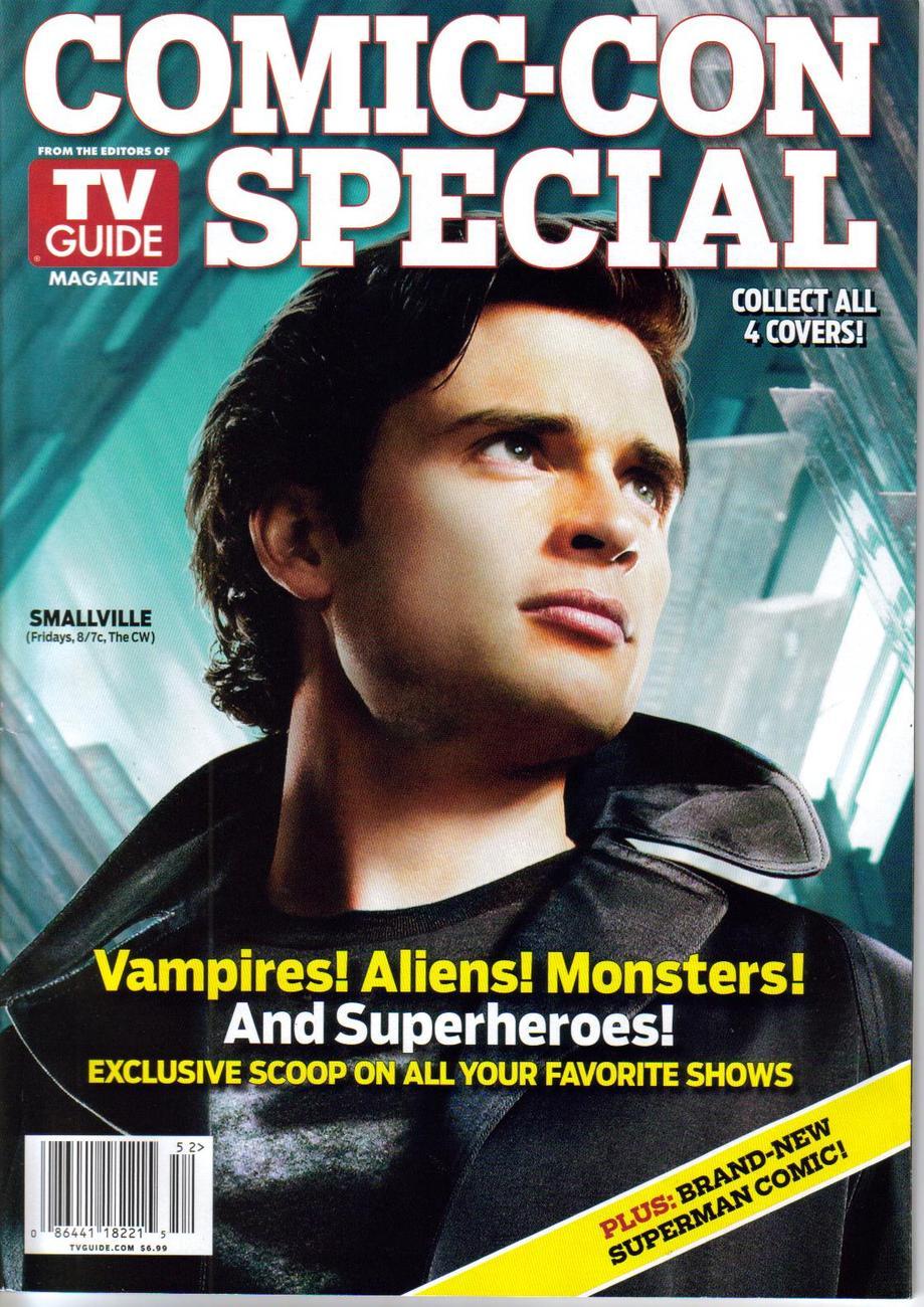 Comic con tv guide special