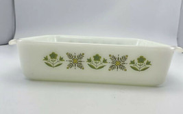 Anchor Hocking  Meadow Green Casserole Baking Dish 8X8 Square 1.5 Qt.  4... - $10.40