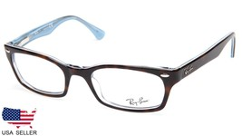 NEW Ray Ban RB5150 5023 HAVANA On TR AZURE EYEGLASSES RB 5150 50-19-135 ... - $64.33