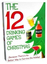 The 12 Drinking Games of Christmas - £8.69 GBP