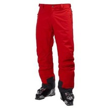 250$ Helly Hansen Mens Velocity insulated ski snowboard pants size XL  - $127.71