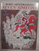 Seven Simeons: A Russian Tale [Hardcover] Boris Artzybasheff image 2