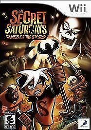 Primary image for Secret Saturdays: Beasts of the 5th Sun WII New Nintendo Wii complete