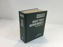 1998 MOTOR Heavy Truck Repair Manual Professional Edition 13th Edition - $99.99