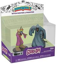Funko Hero World - Scooby-Doo [Series 5] - Witch Doctor & Phantom - Targ... - $11.87