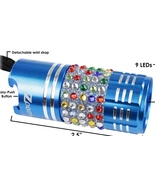 Bling Purse Flashlight Blue Purse Size LED - $9.95