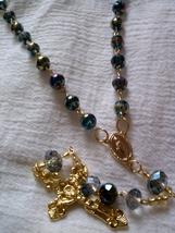 Ocean Storm Rosary - $26.61