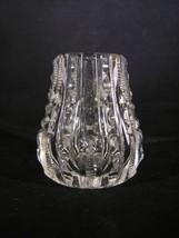 ABP Pear Shape Toothpick Holder Long Short Bead American Brilliant Perio... - $19.95