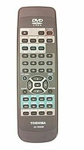 TOSHIBA SE-R0030 Remote Control with Battery Cover Used - $5.00