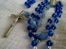 Air Force Blues Rosary - $20.35