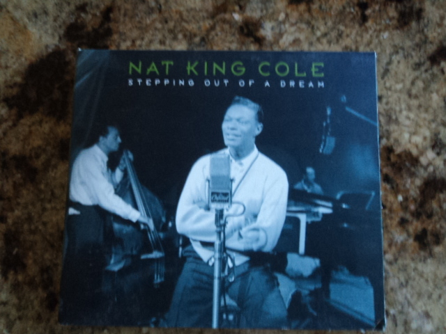 Nat King Cole Used CD Stepping Out of a Dream