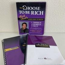 Robert Kiyosaki Rich Dad 3 Step Wealth Building Course Bonus Guide RE In... - $42.75