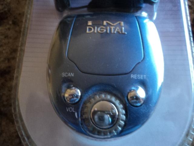 FM Digital Stereo Radio NEW