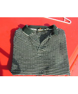 Greg Norman Polished  Cotton Men's Large Shirt - Really Nice! Made Well! - $11.26