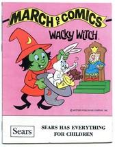 March of Comics #446 1978- Wacky Witch- Sears Promo Comic NM - $35.31