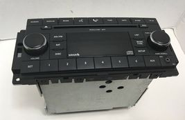 Chrysler Jeep OEM Satellite Single Disc MP3 CD Radio Tuner 08-12 P05064421AF image 4